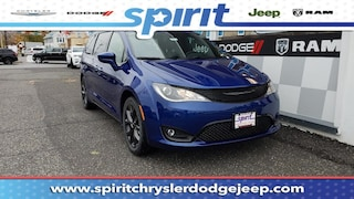 New 2019 Chrysler Pacifica TOURING PLUS Passenger Van 2C4RC1FG9KR523132 in Swedesboro New Jersey