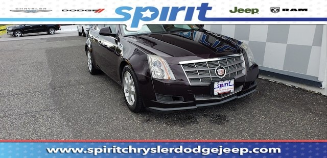 Used 2009 Cadillac Cts Base W1sa In Swedesboro Nj Stock 1098401 Rhspiritchryslerdodgejeep: Cadillac Cts Oil Filter Location On Ta A Cabin At Gmaili.net