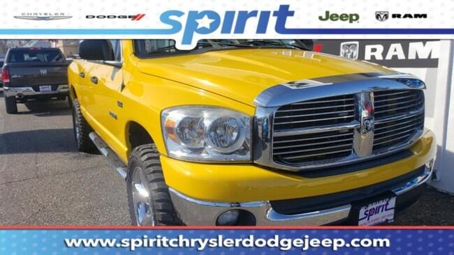 Used 2008 Dodge Ram 1500 SLT Truck Quad Cab Swedesboro