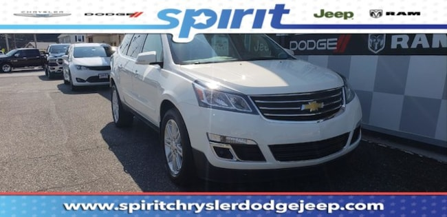Used 2015 Chevrolet Traverse LT w/1LT SUV Swedesboro