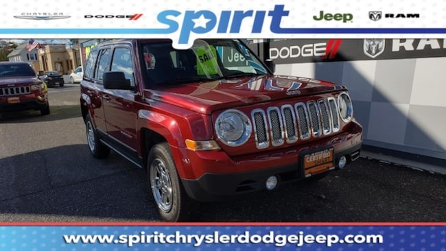 Certified Used 2017 Jeep Patriot Sport 4x4 SUV Swedesboro