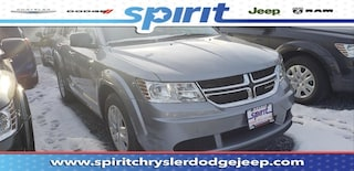 New 2018 Dodge Journey SE Sport Utility 3C4PDCAB5JT534393 in Swedesboro New Jersey