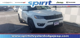 New 2019 Jeep Compass ALTITUDE 4X4 Sport Utility 3C4NJDBB3KT683925 in Swedesboro New Jersey