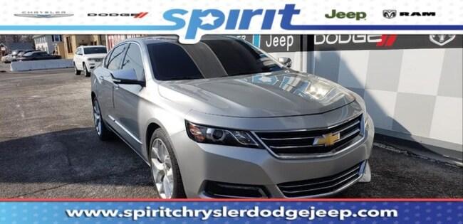 Used 2015 Chevrolet Impala LTZ w/1LZ Sedan Swedesboro
