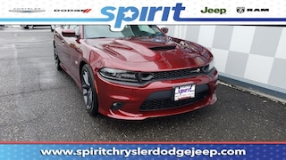 New 2019 Dodge Charger SCAT PACK RWD Sedan 2C3CDXGJ8KH603435 in Swedesboro New Jersey