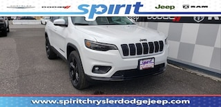 New 2019 Jeep Cherokee ALTITUDE 4X4 Sport Utility 1C4PJMLX9KD415213 in Swedesboro New Jersey
