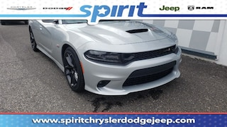 New 2019 Dodge Charger SCAT PACK RWD Sedan 2C3CDXGJ1KH603387 in Swedesboro New Jersey