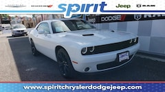Certified Pre-Owned 2016 Dodge Challenger SXT Coupe in Swedesboro New Jersey
