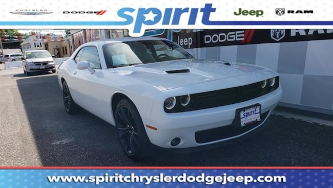 Certified Used 2016 Dodge Challenger SXT Coupe Swedesboro