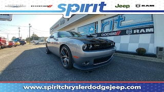 New 2017 Dodge Challenger 392 HEMI SCAT PACK SHAKER Coupe 2C3CDZFJXHH628908 in Swedesboro New Jersey