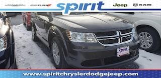 New 2018 Dodge Journey SE Sport Utility 3C4PDCAB9JT534395 in Swedesboro New Jersey