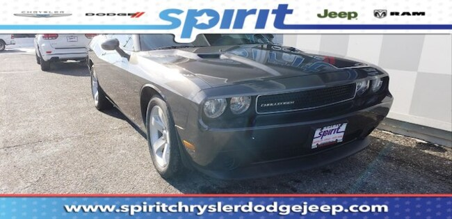Used 2013 Dodge Challenger SXT Coupe Swedesboro