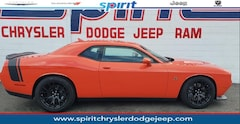 Certified Pre-Owned 2017 Dodge Challenger R/T 392 Coupe in Swedesboro New Jersey