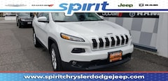 Certified Pre-Owned 2018 Jeep Cherokee Latitude Plus 4x4 SUV in Swedesboro New Jersey