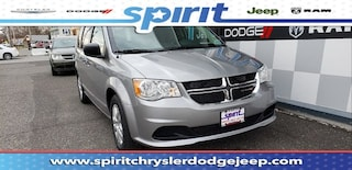 New 2019 Dodge Grand Caravan SE Passenger Van 2C4RDGBGXKR672946 in Swedesboro New Jersey
