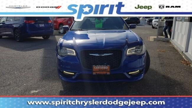 Certified Used 2018 Chrysler 300 S Sedan Swedesboro