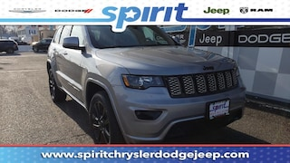 New 2019 Jeep Grand Cherokee ALTITUDE 4X4 Sport Utility 1C4RJFAG6KC577667 in Swedesboro New Jersey