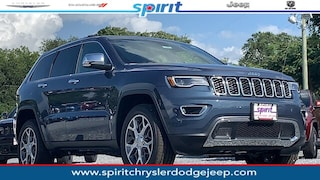 New 2019 Jeep Grand Cherokee LIMITED 4X4 Sport Utility 1C4RJFBG4KC846683 in Swedesboro New Jersey
