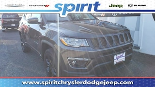 New 2019 Jeep Compass ALTITUDE 4X4 Sport Utility 3C4NJDBBXKT697062 in Swedesboro New Jersey