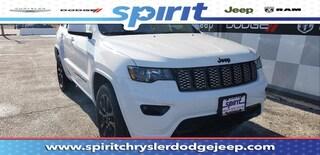 New 2019 Jeep Grand Cherokee ALTITUDE 4X4 Sport Utility 1C4RJFAG5KC629175 in Swedesboro New Jersey
