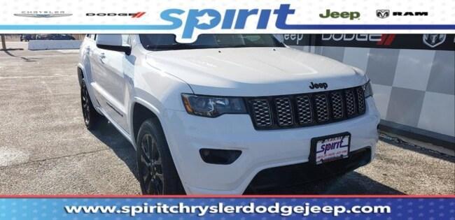 New 2019 Jeep Grand Cherokee ALTITUDE 4X4 Sport Utility For Sale/Lease Swedesboro, NJ