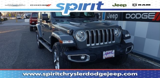 New 2019 Jeep Wrangler UNLIMITED SAHARA 4X4 Sport Utility For Sale/Lease Swedesboro, NJ