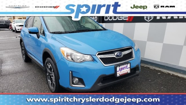 Used 2016 Subaru Crosstrek 2.0i Limited SUV Swedesboro
