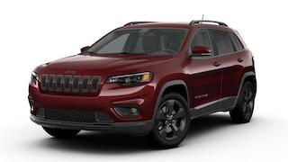 New 2019 Jeep Cherokee ALTITUDE 4X4 Sport Utility 1C4PJMLX8KD421195 in Swedesboro New Jersey
