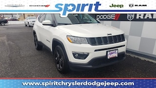 New 2019 Jeep Compass ALTITUDE 4X4 Sport Utility 3C4NJDBB9KT683914 in Swedesboro New Jersey