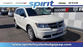 New 2018 Dodge Journey SE Sport Utility 3C4PDCAB8JT531519 in Swedesboro New Jersey
