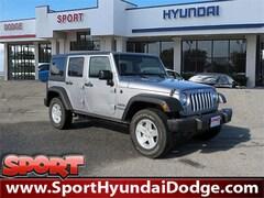 2016 Jeep Wrangler JK Unlimited Unlimited Sport SUV