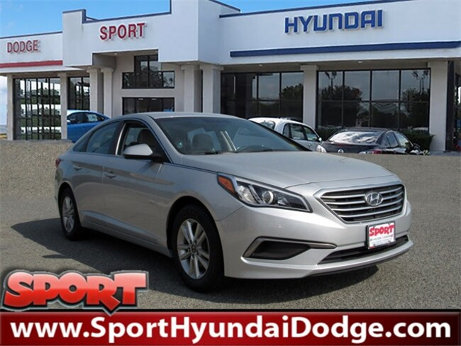 2017 Hyundai Sonata Base Sedan