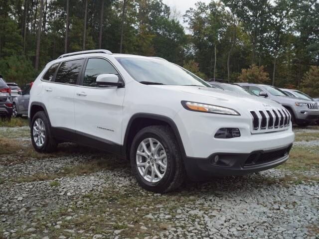 2018 Jeep Cherokee Latitude Plus SUV