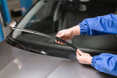 FREE wiper inserts with maintenance service.