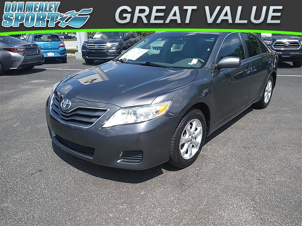 Toyota Camry Used >> Used 2011 Toyota Camry Le In Orlando Fl For Sale Near St Cloud