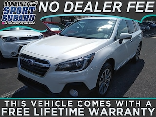 New 2019 Subaru Outback 2.5i Touring SUV 4S4BSATC6K3320953 in Orlando FL