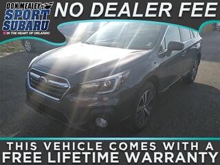 New 2019 Subaru Outback 2.5i Limited SUV 4S4BSANC3K3290274 in Orlando FL