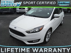 Bargain Used 2015 Ford Focus SE Hatchback under $12,000 for Sale in Orlando