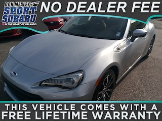 New 2018 Subaru BRZ Limited Coupe JF1ZCAC15J9603053 in Orlando FL