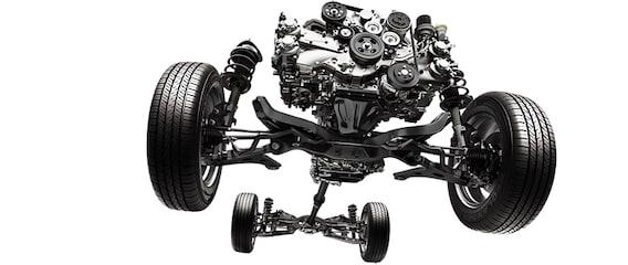 Are All Subaru'S Awd >> Subaru Symmetrical All Wheel Drive Explained Sport Subaru