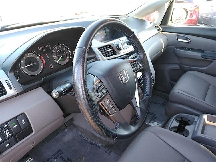 Used 2017 Honda Odyssey Ex L In Orlando Fl For Sale Near St Cloud