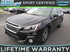 Certified Pre-Owned 2018 Subaru Outback 2.5i Limited SUV 4S4BSANC1J3346372 for Sale in Orlando