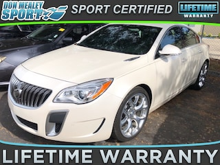 2015 Buick Regal GS Sedan 2G4GT5GX0F9165451