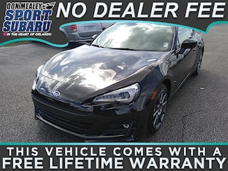 New 2018 Subaru BRZ Limited with Performance Package Coupe JF1ZCAC17J9603524 in Orlando FL