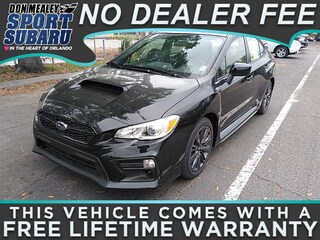 New 2019 Subaru WRX Sedan JF1VA1A65K9805833 in Orlando FL