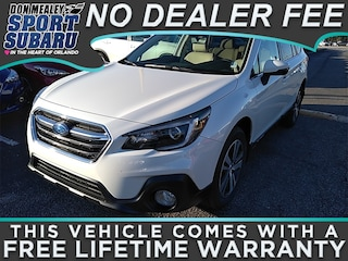 New 2019 Subaru Outback 3.6R Limited SUV 4S4BSENC9K3260980 in Orlando FL