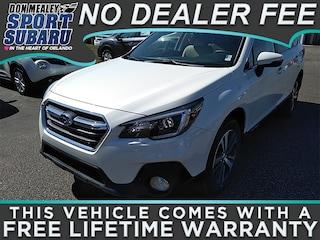 New 2019 Subaru Outback 2.5i Limited SUV 4S4BSANC9K3289985 in Orlando FL