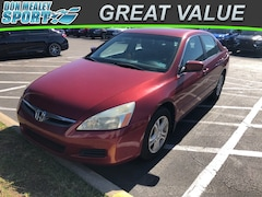 Bargain Used 2007 Honda Accord 2.4 SE Sedan under $12,000 for Sale in Orlando