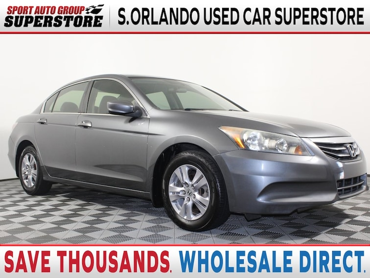 2012 Honda Accord LX-P Sedan