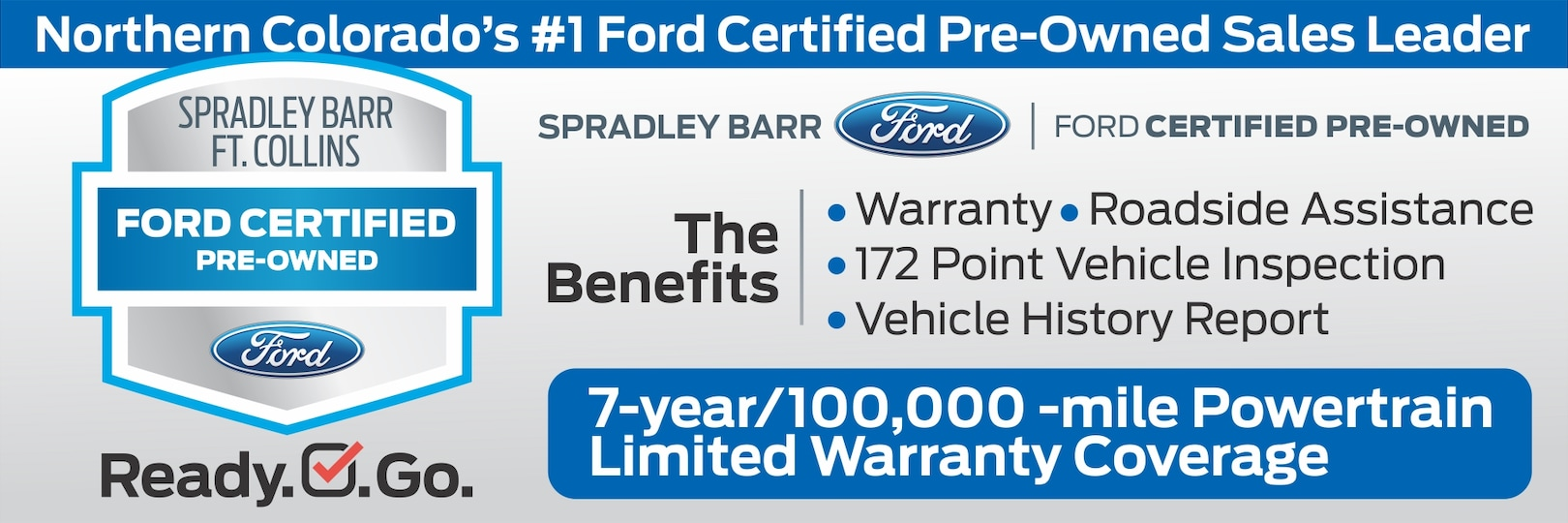 Fort Collins Spradley Barr Ford Ft New Used Cars 2007 Fusion Wiring Diagram As Well Focus Engine Partment Previous Next